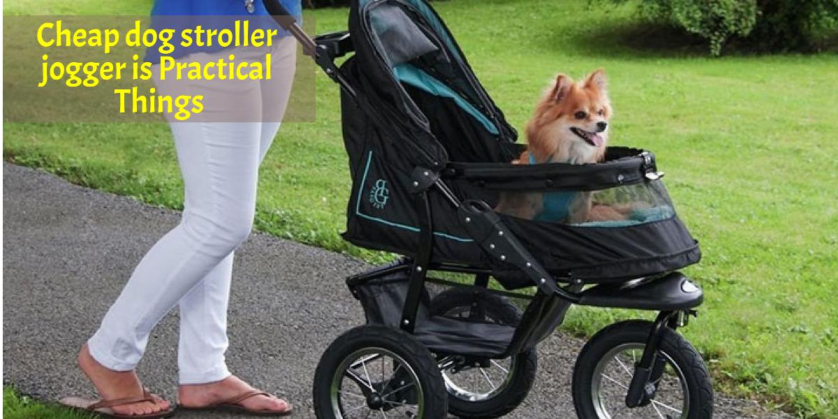 dog jogging stroller - stroller for dog