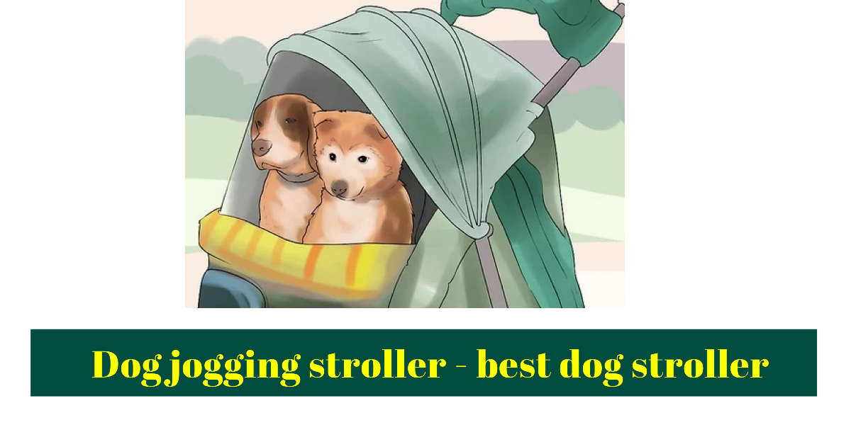dog jogging stroller - all terrain dog stroller